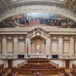 Sala das Sessões, Parlamento português